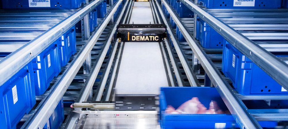 LogiMAT: Dematic presenteert innovaties en gestandaardiseerde automatiseringsoplossingen