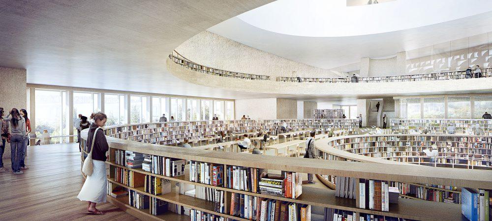 Dematic automatiseert Nationale bibliotheek Israël