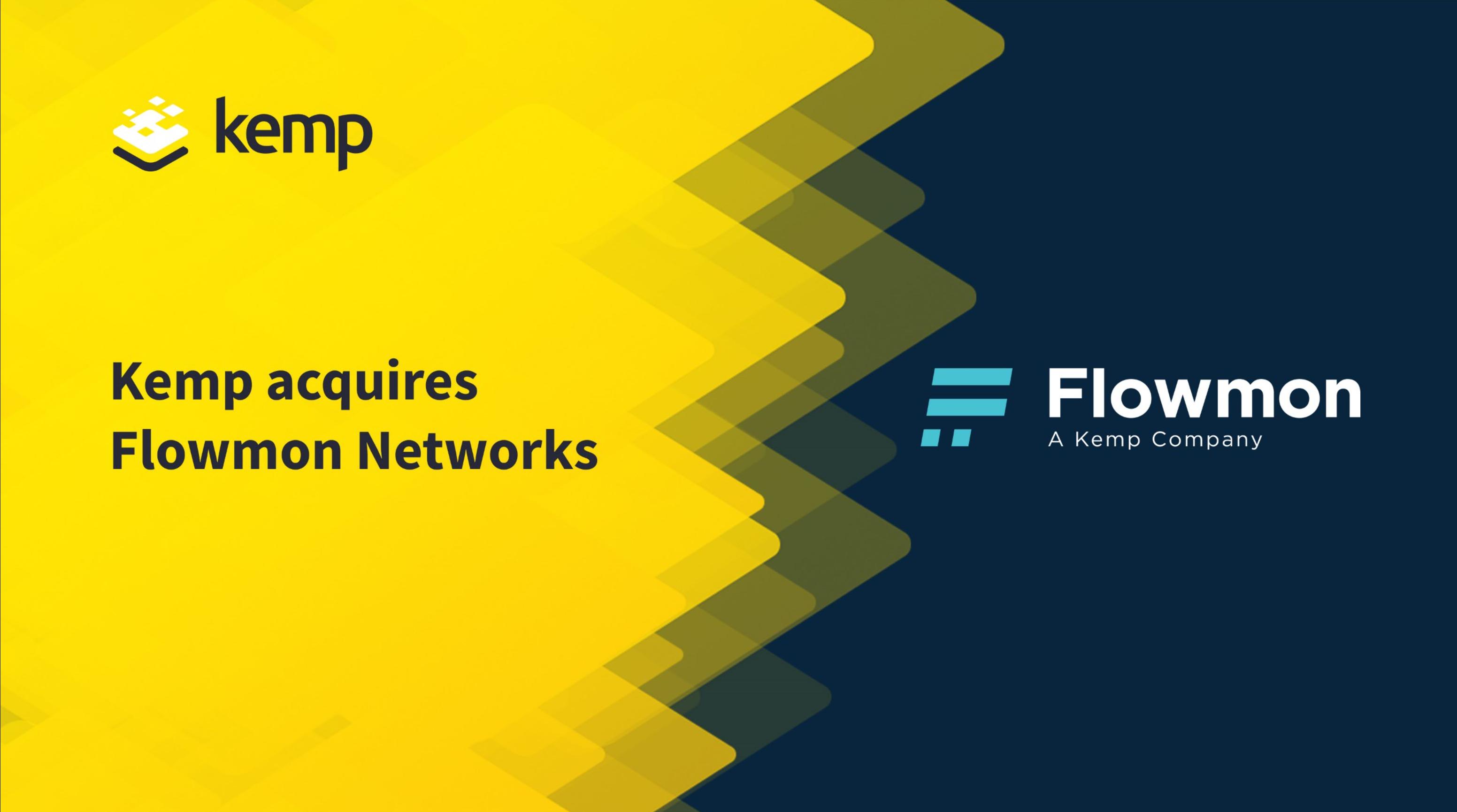 Kemp neemt Flowmon over voor Predictive Network Performance Monitoring en Network Detection & Response (NDR)